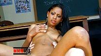Perfect Cuban Slut Katia de Lys plays teacher and gets fucked hard Vorschaubild