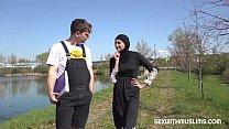 9185 Hot outdoor muslim fuck preview