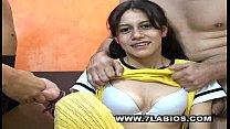 Sandrita empieza su carrera porno - download porn videos