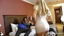 Slutty Big Tit Nurse and Sara Jay Fuck a Hard Dick