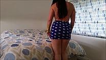 Little Abbie Big Butt Wonder Woman Strip