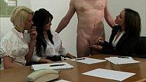 Евро дрочат член унижения в офисе одетые и голые