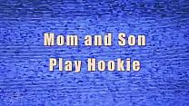 Mom and Son Play Hookie -Lady Fyre POV Taboo Vorschaubild