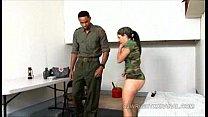 Military anal, Sophia Castello, army thumbnail