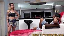 Sobrinha caiu na lábia de seu Tio e deu até o cuzinho ( Barbara Alves ) thumbnail