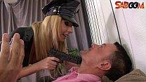 Hot Police Bitch