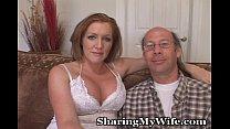 Nerdy Hubby Has Hot Wife