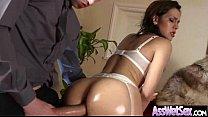Huge Round Ass Girl Love Deep Anal Sex (samia duarte) clip-27 pornhub video