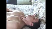 Gay masturbation with cumshot