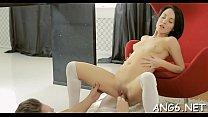Horny schlong riding