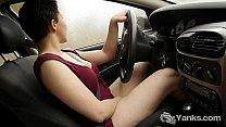 Busty Jenny Masturbating In The Car thumbnail