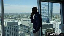 BLACKED Sexy Italian Babe Valentina Nappi Rimming Black Man With Passion thumbnail