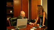 secretaria porno se coje a su jefe