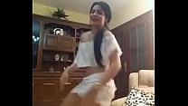 Hot desi girlfriend dance for husband