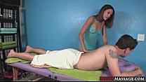 Babe In Lingerie Massages Penis.jpg