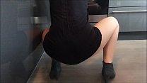 Maid Upskirt No Panties preview image
