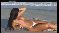 bikini cameltoe guerrao Vanessa