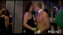 Porn party