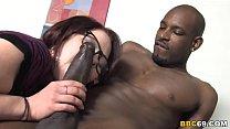 Misti Dawn Fucks Flash Brown's Big Black Cock