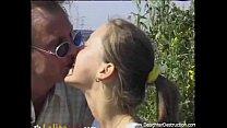 Daughter Mouth Destruction