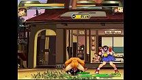 Mugen - Bao Fucks Karin & Sakura