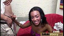 DP group sex action with hot ebony slut 27
