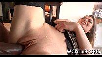 Breasty darksome porn