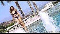 MILF pornstar Nicole Aniston fucked with a creampie cumshot - 9Club.Top