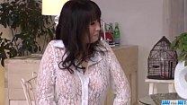 Kyouko Maki enjoys cock deep in her fresh pussy Vorschaubild