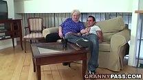 chubby granny - Pornxxn thumbnail