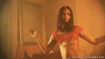 Dancing Indian MILF Sweetie