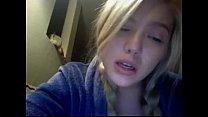 beautiful blonde teen - NeatCams.com
