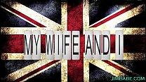Голышом жены дома