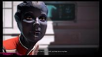 Mass Effect Andromeda Lexi Sex Scene Mod