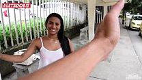 Image: LETSDOEIT - Ebony Latina Picked Up From The Market and Fucked Hardcore