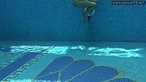 Screenshot Tiffany Tatu m strips naked underwater