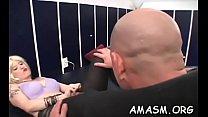 Mature tries juvenile chap for a serious female domination xxx's Thumb