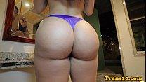 Glam latina ts shaking her round booty bts