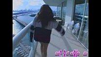 Arabian girlfriend fucking at hotel