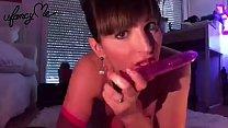 Un Show Webcam Très Hot En Live Avec La Divine Ava Courcelles