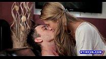 Smoking hot Ebbi seduces her beau with a wet