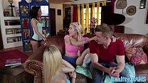 Amateur teen assfucked in realsex action video