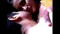Bhabhi kissed by her Dever-2