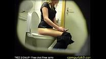 Blonde amateur teen toilet pussy ass hidden spy cam voyeur 4 live sex cameras free online sex chat