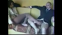 Pantyhose couple having Sex thumbnail