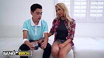 BANGBROS - Alix Lynx Fucks Her Sister's Big Dick Boyfriend, Juan El Caballo Loco preview image