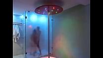 Follando en el baño del hotel con flaquita mexicana adolescente صورة