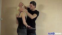 La teen Lize revient pour se faire baiser dans tous les sens devant son mec [Full Video] Preview