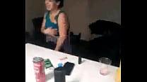 Видео с женским презервативом во влагалище