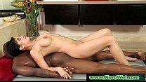 Slippery nuru massage blonde 25